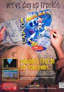 Mega Man X (PC) Advertisement