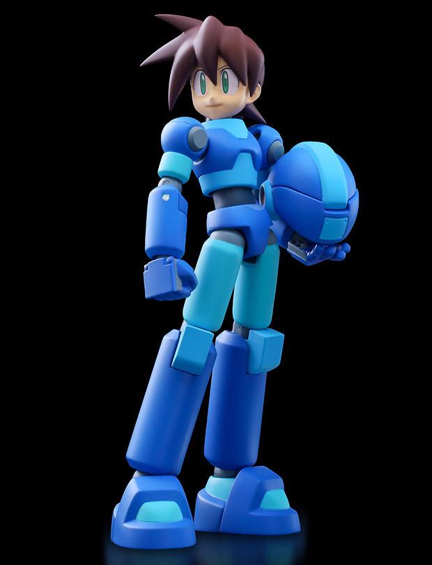 *NEW* Mega Man Star Force Megaman 4inch-nel Action Figure by Sen-Ti-Nel