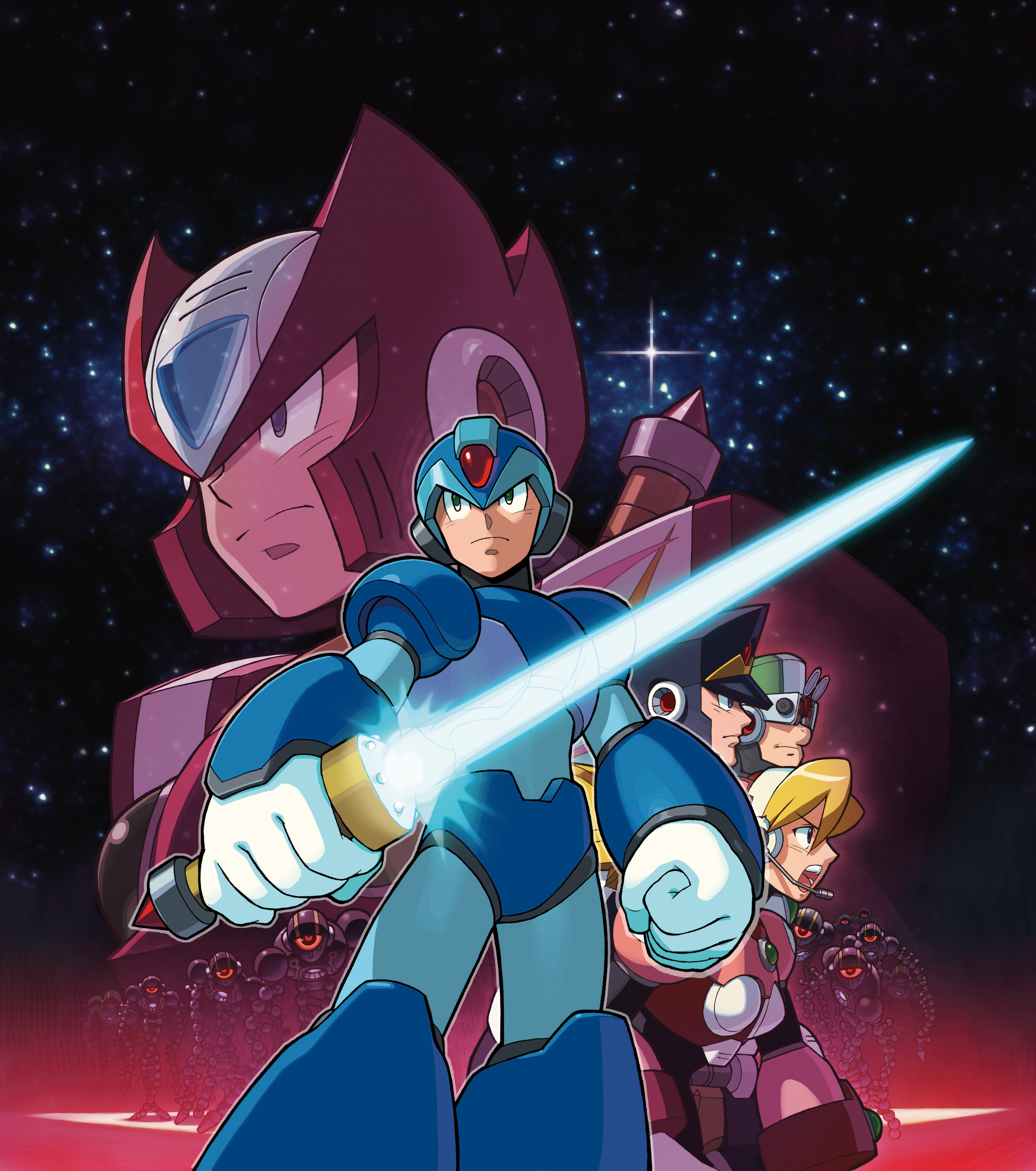 Mega Man X6 | MMKB | FANDOM powered by Wikia