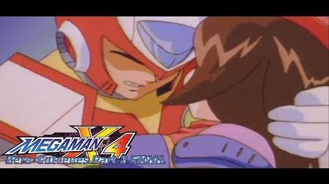 Mega Man X4 (Zero-Cutscenes) (02) FINAL