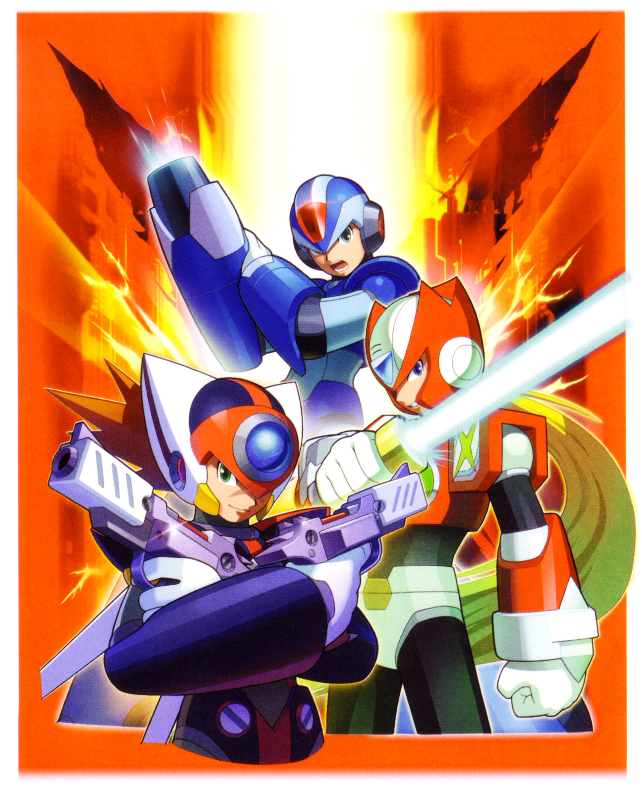 Mega man x series mmkb fandom powered by wikia - Megaman wikia ...