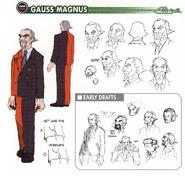 Gauss concept art