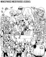 Rockman Remix back cover art
