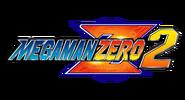 MegaManZero2Logo