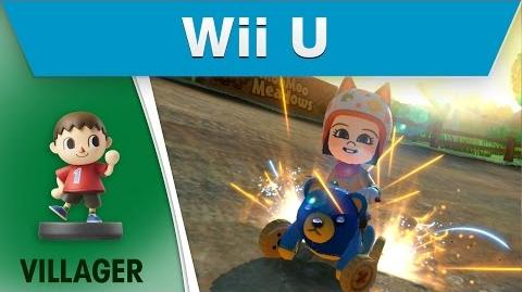 Wii U - Mario Kart 8 New amiibo Racing Suits Trailer