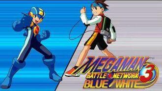 Mega Man Battle Network 3 OST - T01-B Theme of Mega Man Battle Network ~TGS 2002 mix~