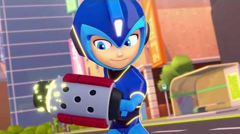 Mega Man Fully Charged Comic-Con Trailer