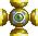 RMX4 Sample Gold Blast Raster sprite