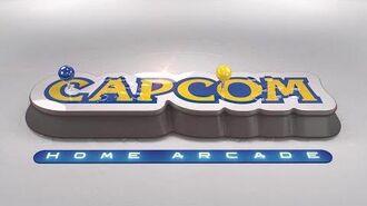 Capcom Home Arcade - Trailer