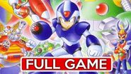 Mega Man X Legacy Collection 1 Mega Man X Full Gameplay Walkthrough (1440p HD, 60fps) No Commentary