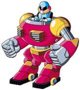 MMX Armor Soldier