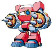 MMX3 Ride Armor Kangaroo