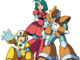 Injured Reploids