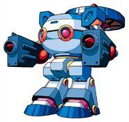 MMX3 Ride Armor Hawk