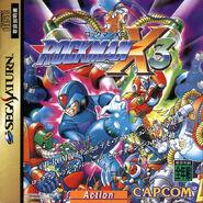 Rockman X3 (Sega Saturn)