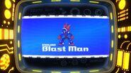 Blast Man Intro