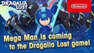 Dragalia Lost - Mega Man Adventurer Intro