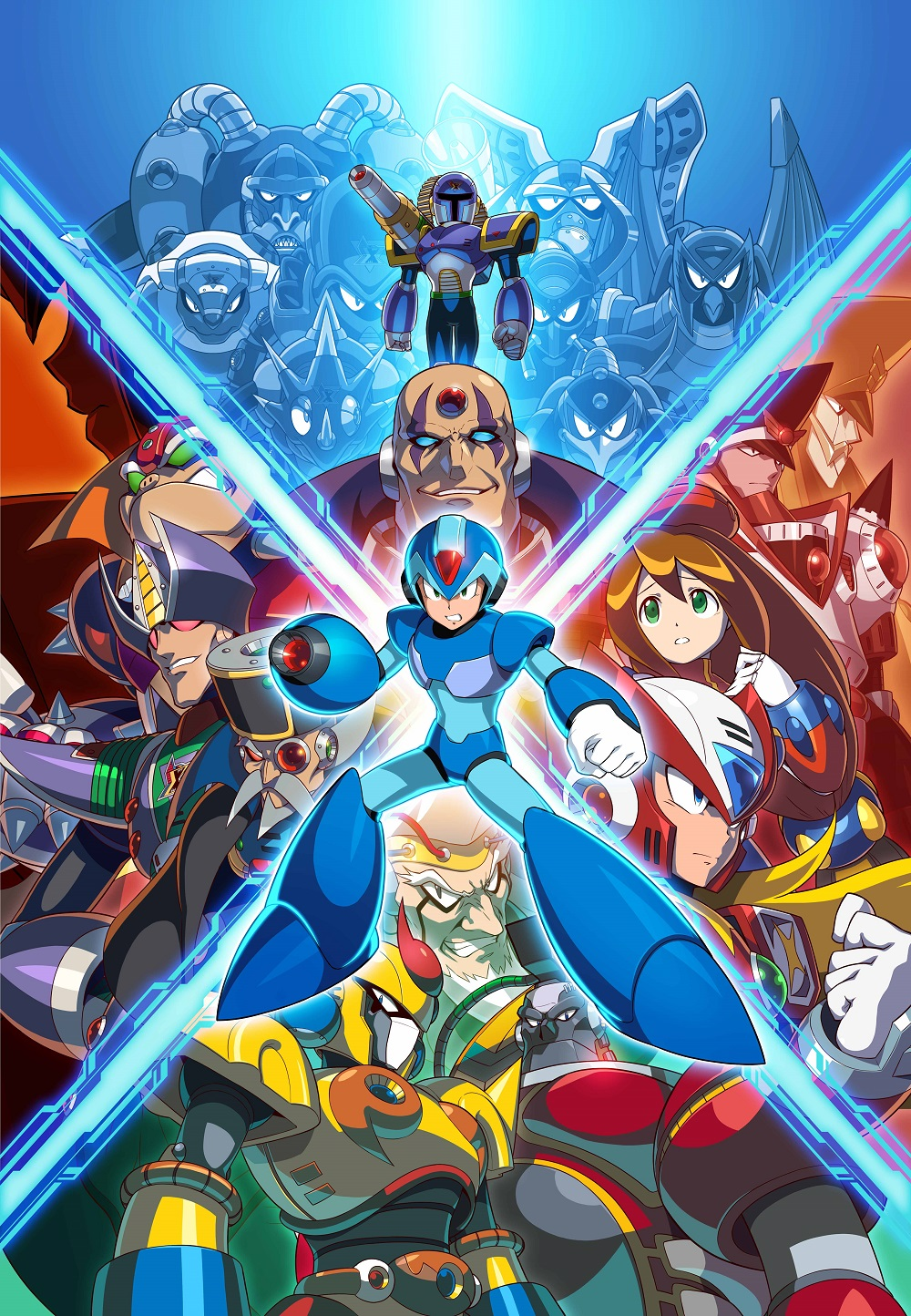 Mega Man X Legacy Collection Mmkb Fandom