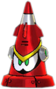 MM11 Missile Cone