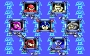 Megaman 3 PC Robot Masters
