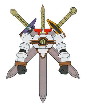 SwordMan EXE