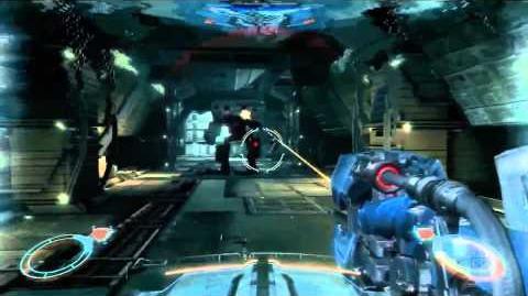 Maverick Hunter (Mega-Man FPS) Part 1 HD