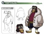 Ivan Chillski concept art
