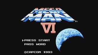 Mega Man 6 Longplay