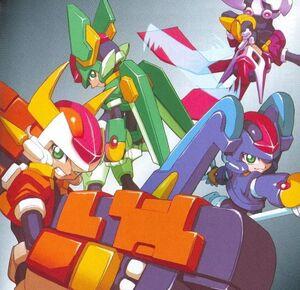 Team Megamen