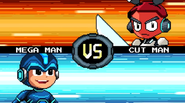MMFC Mega Man VS Cut Man