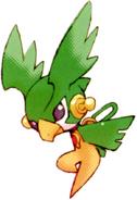 MMZ Cyber-elf Animal (Bird)