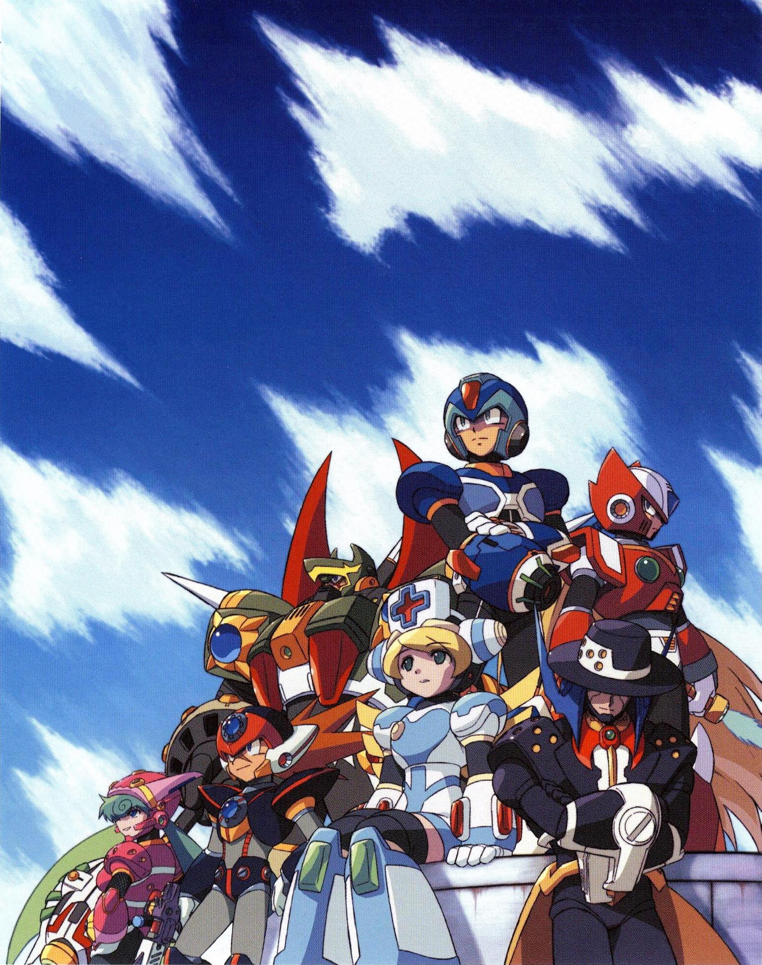 Mega Man X: Command Mission | MMKB | FANDOM powered by Wikia