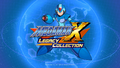 Mega Man X Legacy Collection Title