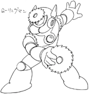 MM2 Rolling Man