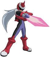 MMNTW ProtoMan (Sword)
