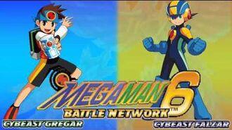 Mega Man Battle Network 6 OST - T01-B Theme of Mega Man Battle Network 6 ~TGS Mix~
