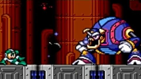Mega Man The Wily Wars - Wily Tower (Genesis) Playthrough - NintendoComplete