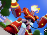 Fire Man (Mega Man: Fully Charged)