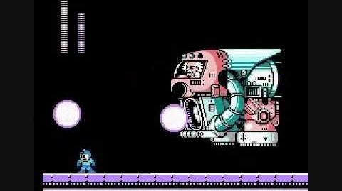 Mega Man 4 Dr