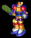 Sword-Man-Model