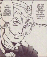 Count Zap in NT Warrior manga