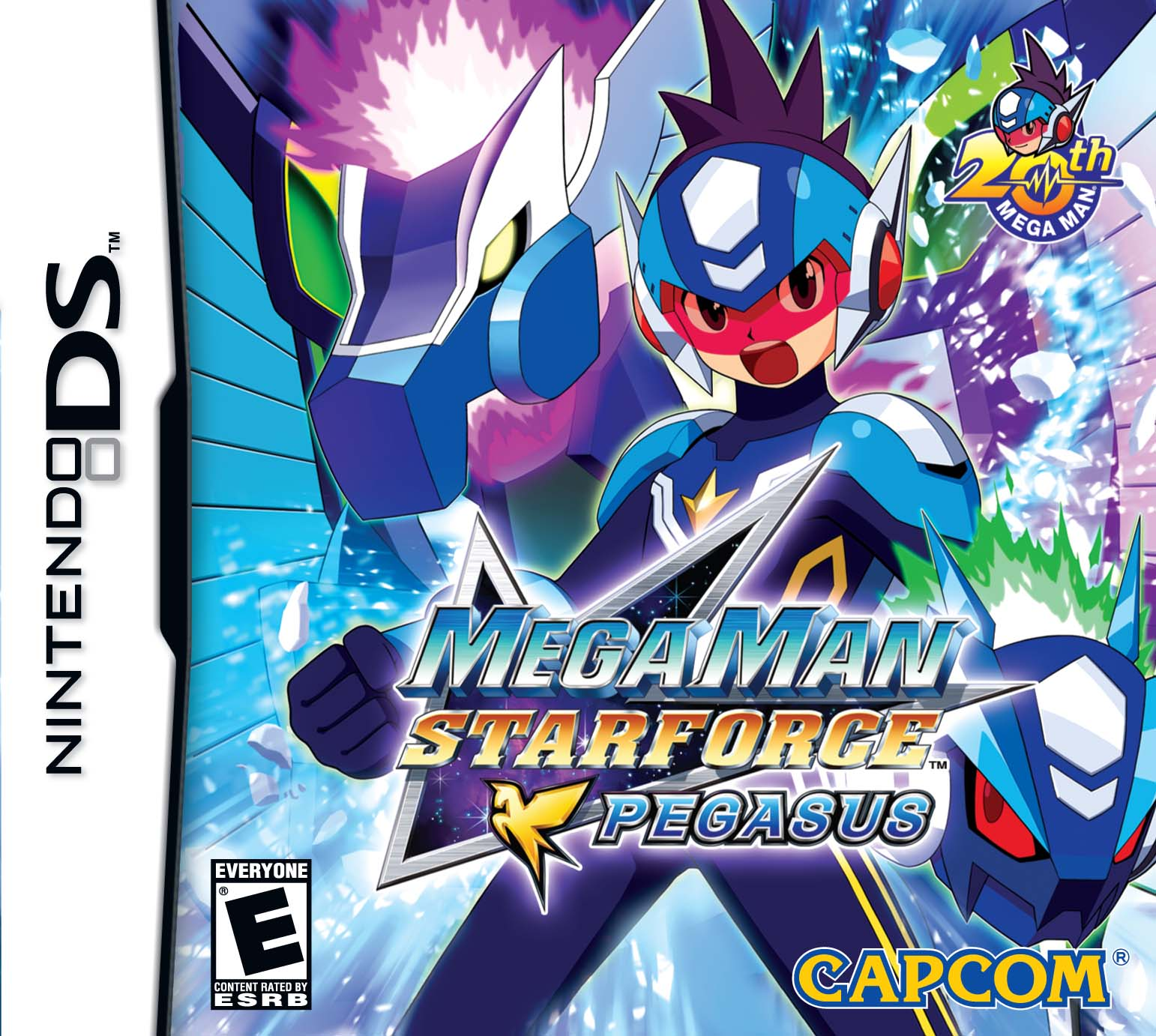 Mega Man Star Force (video game)   MMKB   FANDOM powered by