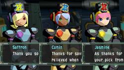 Saffron, Cumin and Jasmine