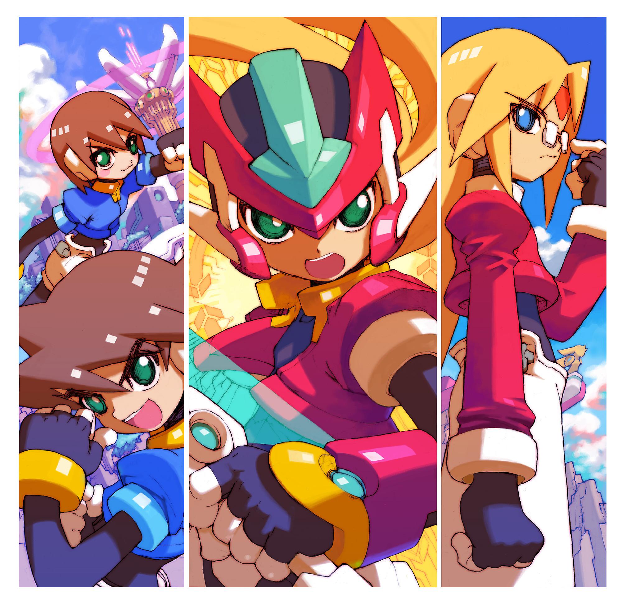 Mega man zx video game mmkb fandom powered by wikia mega man zx voltagebd Images