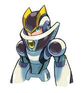 MMX8 X (Neutral Armor)