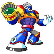 MM8 Grenade Man