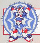 MMX3 Defense Shield