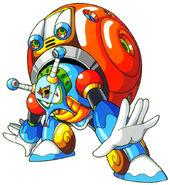 MMX2 Crystal Snail