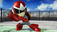 DLC Costume Proto Man