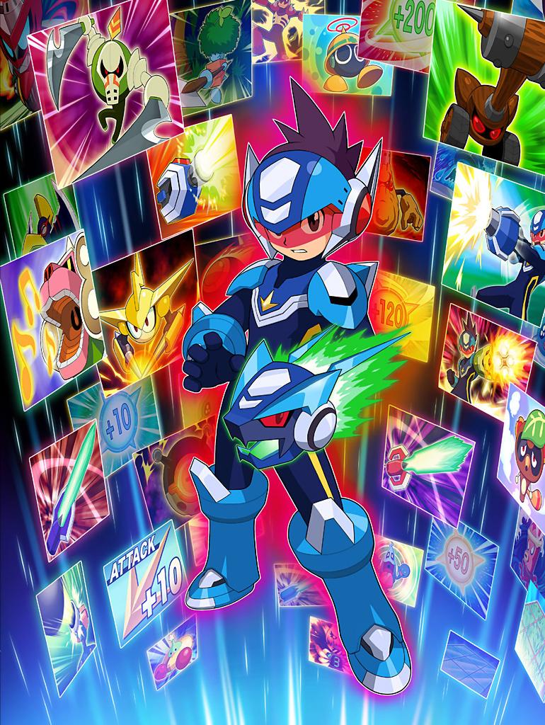 Mega man star force series mmkb fandom powered by wikia mega man star force series voltagebd Images
